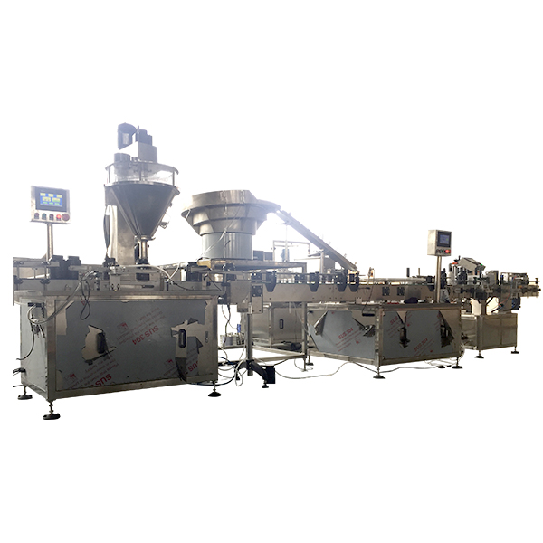 Protein Powder Packaging Line
