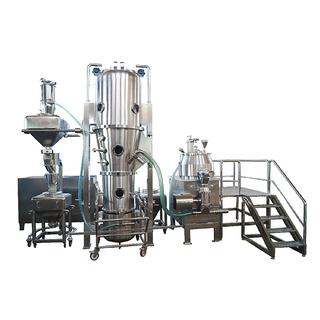 ZHG Solid Preparation Granulating Drying System