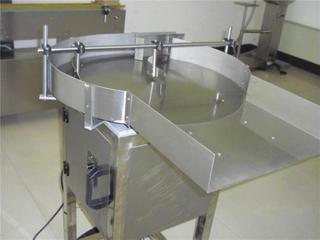 旋转理瓶机(灌装旋盖机辅助设备)
