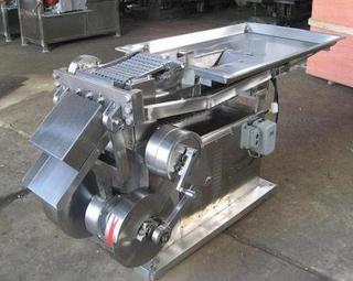 不锈钢自动切草机