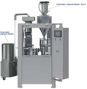 GMP ISO Ce Quality Low Price Automatic Capsule Filling Machine (NJP-1200C)