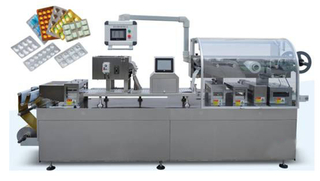 Automatic Blister Packaging Machine (DPP-260)