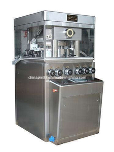 High Quality Rotary Tablet Press Machine with CE Approvement (ZPM500)