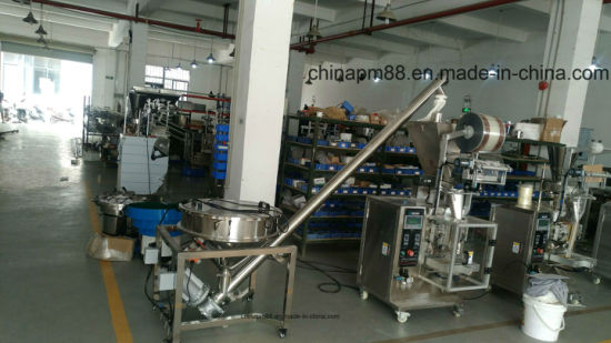 Pneumatic Back Seal Powder Packaging Machine