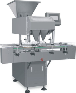 Automatic Tablet Counting Packing Machine