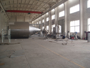 High Efficiency Zinc Gluconate Centrifugal Spray Drying Machine (LPG Model)