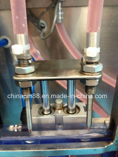 Automatic Pharmaceutical Plastic Bottle Filling & Sealing Machine