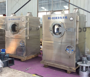 Chinese Supplier Pharmaceutical Machine Automatic Film Coater (BG-600)