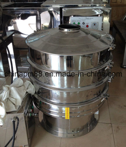 Zs-400 China High Efficient Pharmaceutical Viberation Sifter Machine