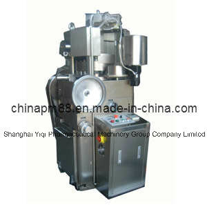 Rotary Tablet Press for Big Size Tablets Manufacturing