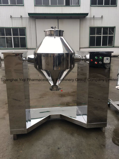 Two- Dimensional Movement Pharmaceutical Powder Rocking Blender & Mixing Machinery