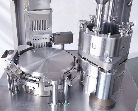 小型全自动胶囊灌装机(NJP-400)