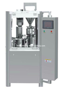 CE Approved Automatic Mini Automatic Capsule Filling Machine (NJP-200)