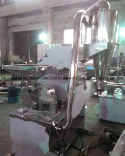 Pharmaceutical Pulverizer & Grinder Machine /Mill/ Shredder for Medical Herbs (30B)