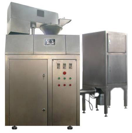Granulating Machine for Pharmaceutical Food and Chemical Materials