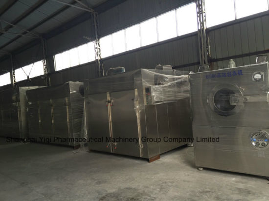 Automatic Tablet Sugar Coating Machine(BY-1000)