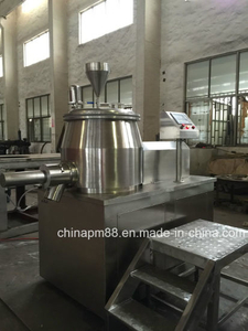 Ghl-200 Small Scaled High Shear Mixer Granulator