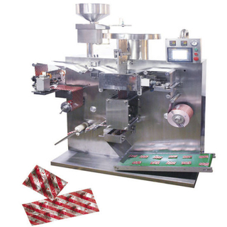 Automatic Aluminum Foil Tablet Strip Packaging Machine