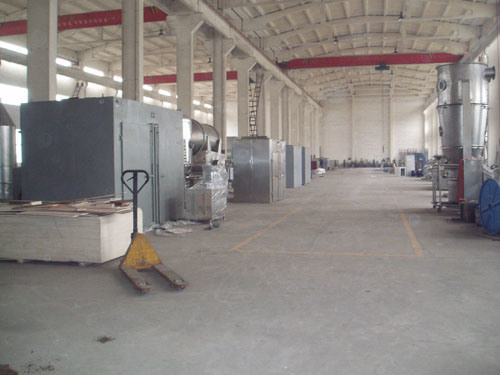 Pharmaceutical Fluidized Bed Drying Machine (FG MODEL)