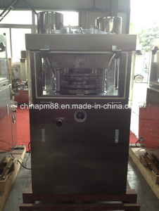 Chemical Manufacturing Machine Rotary Tablet Press Machine (ZP-37D, 41D)