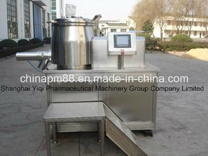 Pharmaceutical High Shear Rapid Mixer Granulator (GHL Series)
