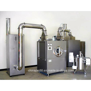 High Efficient Automatic Tablet Film Coater Machine (BG-350)