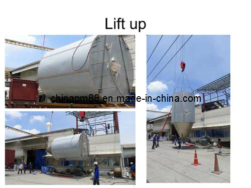 Pharmaceutical & Sludge & Vinasse & Blast Furnace & Coal & Fertilizer Rotary Dryer