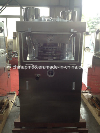 Rotary Tablet Press Machine for Caplets Manufacturing (ZPW-29)