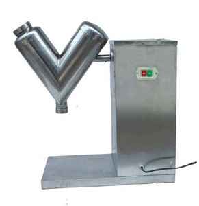 Pharmaceutical & Chemical Lab Use V Type Mixer