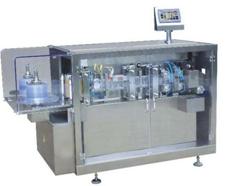 Automatic Plastic Ampoule Forming Filling and Sealing Machine