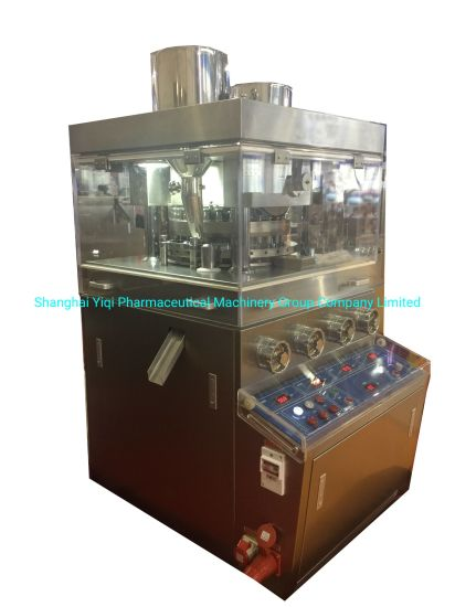 Rotary Tablet Compression Machine for Big Tablets with D/B Punches