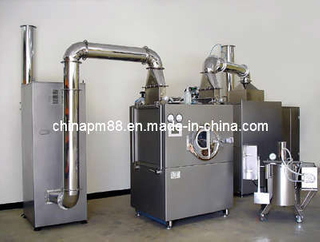 Fully Automatic Pharmaceutical Tablet Film Coating Machine (BG-150 Series)